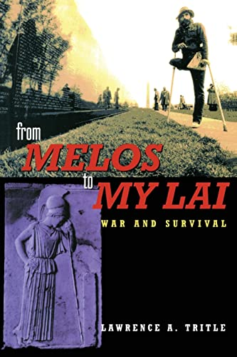 9780415217576: From Melos to My Lai: A Study in Violence, Culture and Social Survival