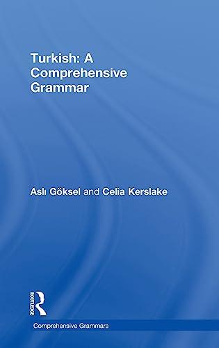 9780415217613: Turkish: A Comprehensive Grammar (Routledge Comprehensive Grammars)