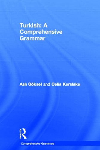 9780415217613: Turkish: A Comprehensive Grammar (Routledge Comprehensive Grammars)