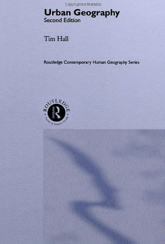 9780415217699: Urban Geography (Routledge Contemporary Human Geography Series)