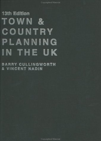 9780415217743: Town and Country Planning in the UK