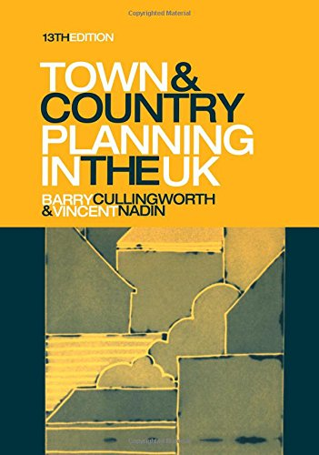 9780415217750: Town and Country Planning in the UK
