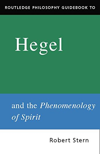9780415217873: Routledge Philosophy GuideBook to Hegel and the Phenomenology of Spirit (Routledge Philosophy GuideBooks)