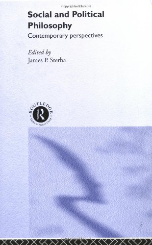 9780415217958: Social and Political Philosophy: Contemporary Perspectives