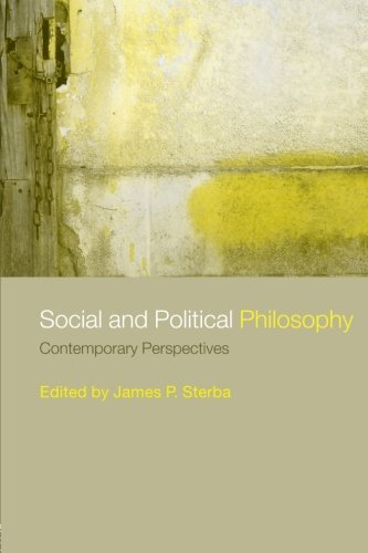 9780415217965: Social and Political Philosophy: Contemporary Perspectives