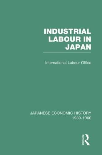 9780415218207: Japanese Economic History, 1930-1960: Industrial Japan V 5