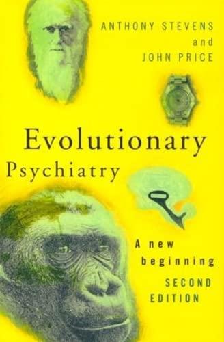 9780415219792: Evolutionary Psychiatry, second edition: A New Beginning