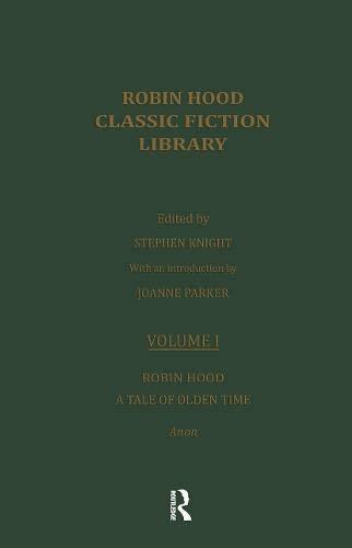 9780415220026: Robin Hood: Classic Fiction Library