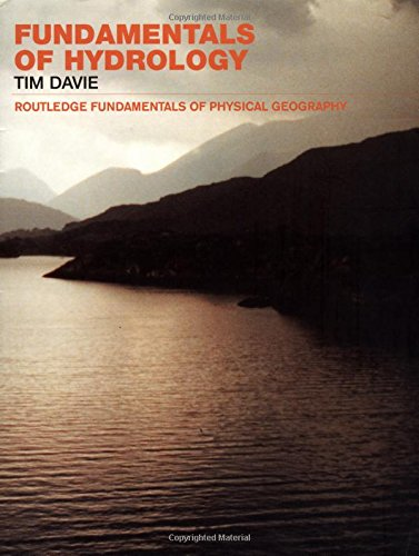 9780415220293: Fundamentals of Hydrology (Routledge Fundamentals of Physical Geography)