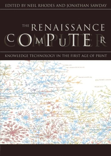 9780415220644: The Renaissance Computer: Knowledge Technology in the First Age of Print
