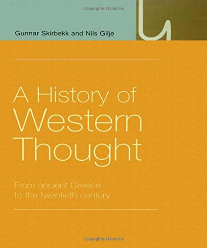 9780415220729: A History of Western Thought: From Ancient Greece to the Twentieth Century