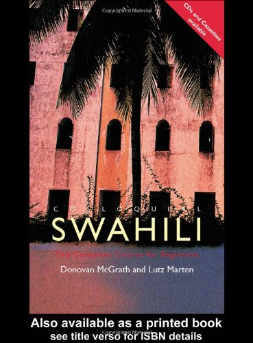 9780415221610: Colloquial Swahili: The Complete Course for Beginners