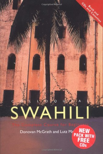 9780415221634: Colloquial Swahili: The Complete Course for Beginners (Colloquial Series)