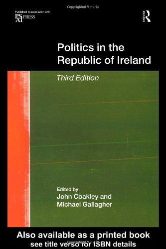 9780415221948: Politics in the Republic of Ireland