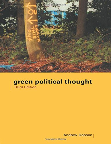 9780415222044: Green Political Thought