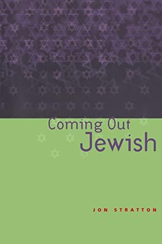 Coming Out Jewish: Stratton, Jon
