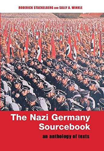 9780415222136: The Nazi Germany Sourcebook: An Anthology of Texts