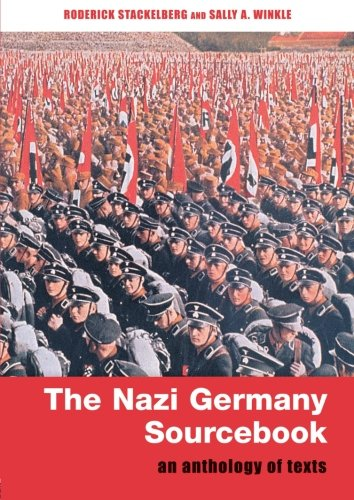 9780415222143: The Nazi Germany Sourcebook: An Anthology of Texts