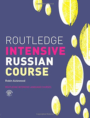 9780415223003: Routledge Intensive Russian Course