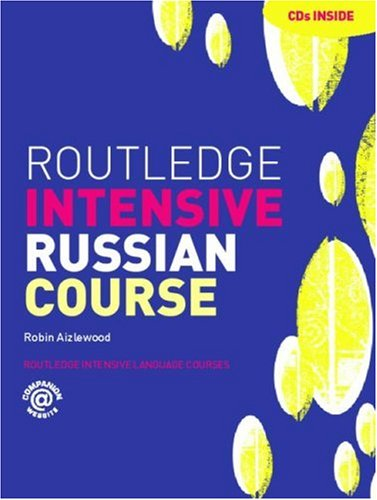 9780415223010: Routledge Intensive Russian Course