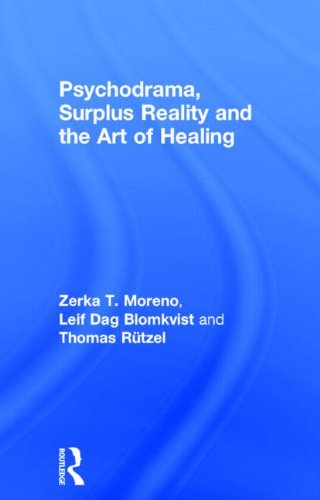9780415223201: Psychodrama, Surplus Reality and the Art of Healing