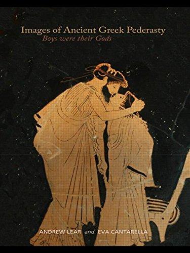 9780415223683: Images of Pederasty: Boys Were Their Gods
