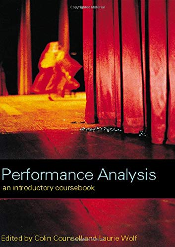 9780415224062: Performance Analysis: An Introductory Coursebook
