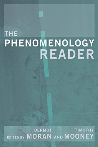 9780415224222: The Phenomenology Reader