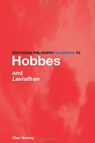 9780415224352: Routledge Philosophy GuideBook to Hobbes and Leviathan (Routledge Philosophy GuideBooks)