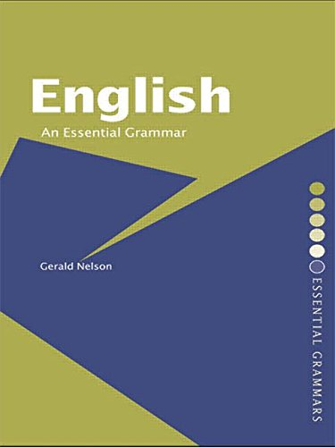 9780415224505: English: An Essential Grammar