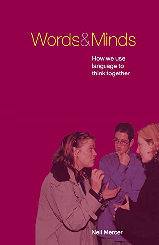 9780415224765: Words and Minds: How We Use Language to Think Together
