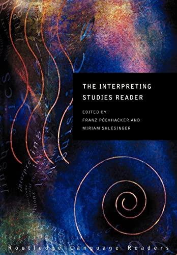 9780415224789: The Interpreting Studies Reader (Routledge Langage Readers)