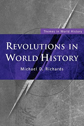 9780415224987: Revolutions in World History (Themes in World History)