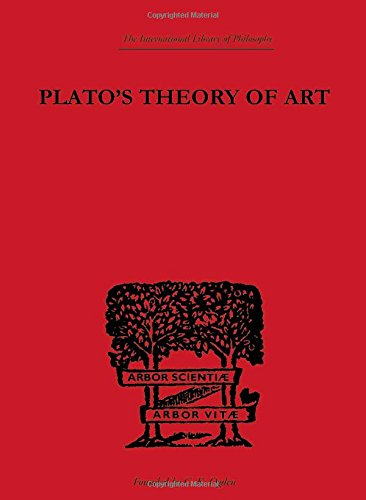9780415225212: International Library of Philosophy: Plato's Theory of Art (Volume 41)