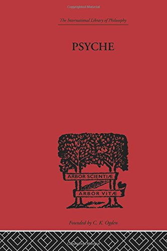 9780415225632: Psyche: The cult of Souls and the Belief in Immortality among the Greeks (International Library of Philosophy) (Volume 46)