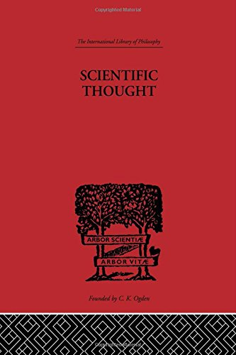 9780415225656: Scientific Thought: A Philosophical Analysis of some of its fundamental concepts (International Library of Philosophy) (Volume 50)