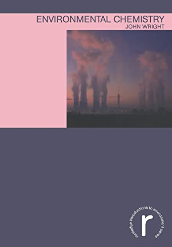9780415226011: Environmental Chemistry (Routledge Introductions to Environment: Environmental Science)