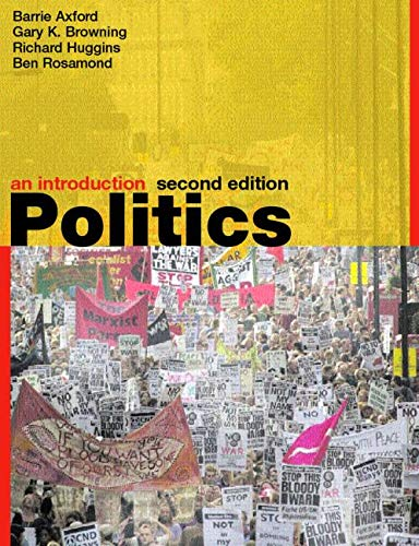 9780415226424: Politics: An Introduction