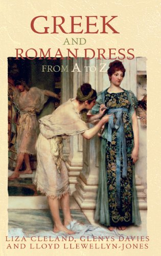 9780415226615: Greek and Roman Dress from A to Z (The Ancient World from A to Z)