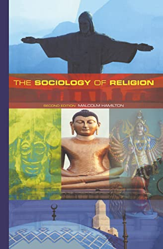 9780415226660: The Sociology of Religion: Theoretical and Comparative Perspectives