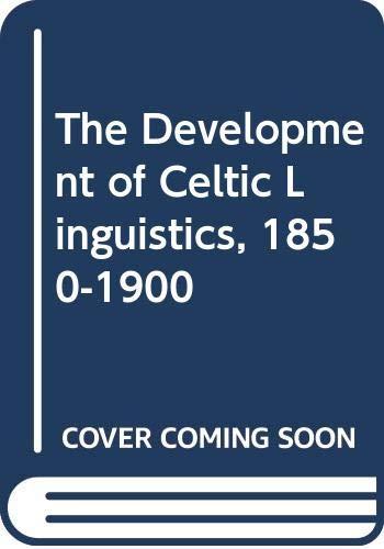 9780415226981: Dev Celt Linguist 1850-1900 V4