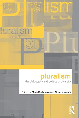 9780415227148: Pluralism: The Philosophy and Politics of Diversity