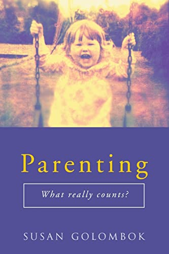 9780415227162: Parenting: What Really Counts?