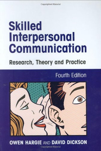 9780415227193: Skilled Interpersonal Communication: Research, Theory and Practice