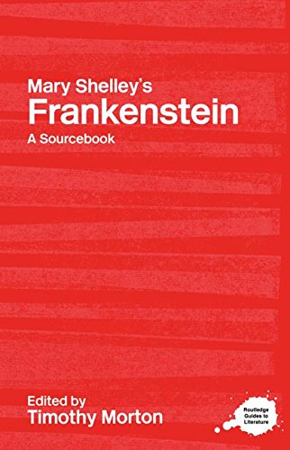 9780415227315: Mary Shelley's Frankenstein: A Routledge Study Guide and Sourcebook (Routledge Guides to Literature)