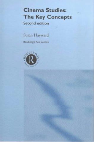 9780415227391: Cinema Studies: The Key Concepts (Routledge Key Guides)