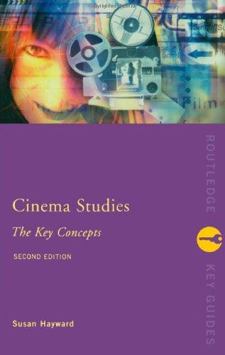 9780415227407: Cinema Studies: The Key Concepts (Routledge Key Guides)
