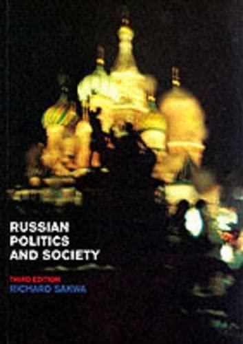 9780415227537: Russian Politics and Society
