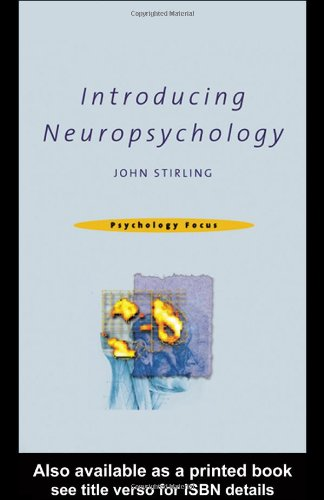 9780415227582: Introducing Neuropsychology (Psychology Focus)