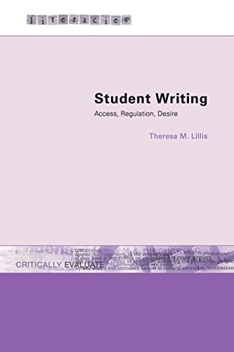 9780415228022: Student Writing (Literacies)